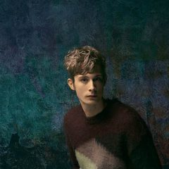 UKバンド<KYTE>のフロントマン=ニック・ムーン、ソロ・デビュー・アルバム4月発売決定、先行シングル配信スタート