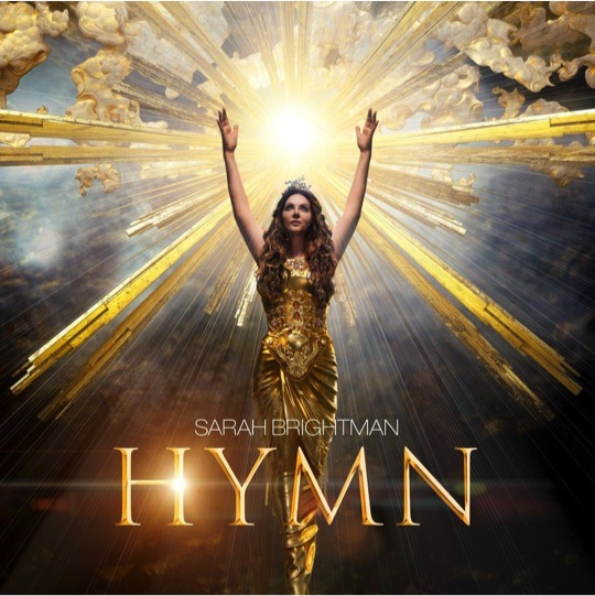 Mサラ・ブライトマン、5年ぶりの最新作『HYMN~永遠の讃歌』のプロモで急遽来日