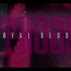 Royal Blood、3rd Album『TYPHOONS』を2021年4月にリリース